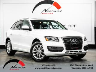 Used 2011 Audi Q5 3.2 Quattro|Navigation|Camera|Blindspot|Pano Roof for sale in Vaughan, ON