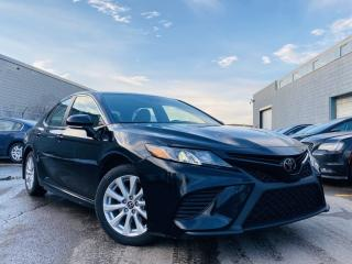 Used 2019 Toyota Camry |AUTO|LANE ASSIST|ADAPTIVE CRUISE CONTROL|REAR CAM & MORE! for sale in Brampton, ON