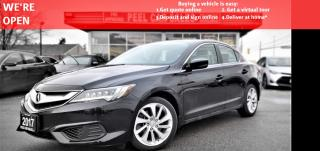 Used 2017 Acura ILX 8-Spd AT w/ Premium & A-SPEC Packages| VIDEO.CALL.US| NAVI|REARVIEW|SUNROOF|BLINDSPOTS|LEATHER| VIDEO.CALL.US for sale in Mississauga, ON