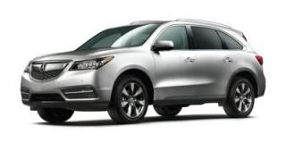 Used 2015 Acura MDX Elite Pkg for sale in Winnipeg, MB