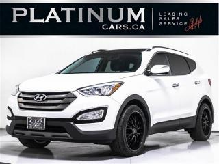 Used 2015 Hyundai Santa Fe AWD 2.0T LIMITED, NAV, PANO, HEATED/COOLED SEATS for sale in Toronto, ON