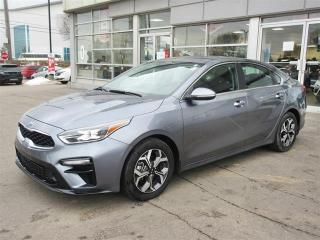 Used 2019 Kia Forte EX /Blind Spot indicator/ Lane departure warning / Back-Up Camera/Heated seats and steering/Android Auto Apple Car Play/Wireless Phone Charger for sale in Mississauga, ON