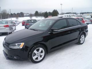 Used 2014 Volkswagen Jetta Tdi Comfortline Toit for sale in East broughton, QC
