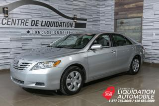 Used 2007 Toyota Camry LE for sale in Laval, QC