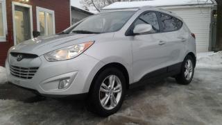 Used 2012 Hyundai Tucson GLS AWD for sale in Richelieu, QC