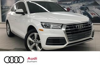 Used 2018 Audi Q5 2.0T quattro Progressiv + Nav | 360 | Blind Spot for sale in Whitby, ON