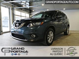 Used 2014 Nissan Rogue Traction intégrale 4 portes SV **Toit ou for sale in Rivière-Du-Loup, QC