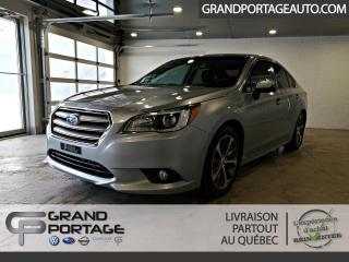 Used 2017 Subaru Legacy AWD 3.6R groupe Limited berline 4 portes for sale in Rivière-Du-Loup, QC