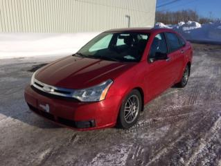 Used 2009 Ford Focus Berline SE 4 portes for sale in Quebec, QC