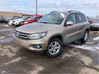 Used 2016 Volkswagen Tiguan Trendline | New Tires | Auto | Htd Seats | for sale in St Catharines, ON