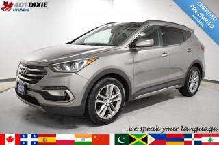 Used 2017 Hyundai Santa Fe Sport SE for sale in Mississauga, ON