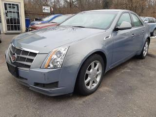 Used 2008 Cadillac CTS w/1SA for sale in Dundas, ON