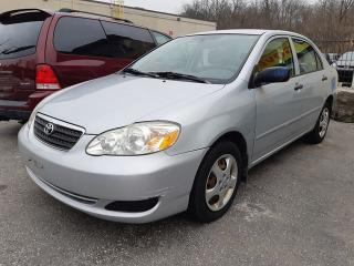 Used 2006 Toyota Corolla CE for sale in Dundas, ON