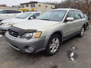Used 2005 Subaru Outback R VDC for sale in Dundas, ON