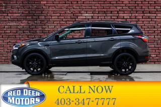 Used 2017 Ford Escape AWD SE Panoramic Roof BCam for sale in Red Deer, AB