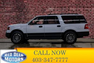 Used 2017 Ford Expedition Max 4x4 SSV MAX 3rd Row BCam for sale in Red Deer, AB