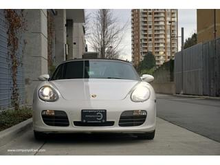 Used 2007 Porsche Boxster S for sale in Vancouver, BC