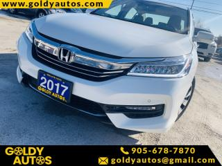 Used 2017 Honda Accord Hybrid 4dr Sdn Touring for sale in Mississauga, ON