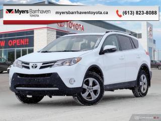 Used 2015 Toyota RAV4 XLE  - Sunroof -  Heated Seats - $143 B/W for sale in Ottawa, ON