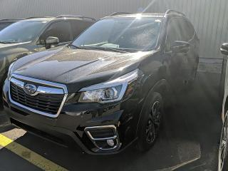 New 2020 Subaru Forester Limited DON'T PAY FOR UP TO 120 DAYS ON THE COMPACT SUV FOR THE TRIALS AND THE TRAILS! for sale in Charlottetown, PE