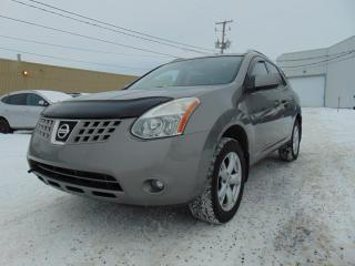 Used 2009 Nissan Rogue Traction intégrale, 4 portes S for sale in St-Eustache, QC
