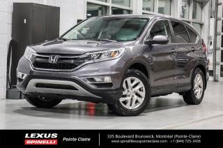 Used 2016 Honda CR-V **SE AWD** *2 SETS DE PNEUS*CAMERA DE RECUL*AWD*BLUETOOTH*BANCS CHAUFFANTS*ET ENCORE PLUS* for sale in Montréal, QC