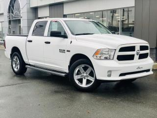 Used 2017 RAM 1500 EXPRESS CREW  ''8 VITESSES'' ( très rare for sale in Ste-Marie, QC