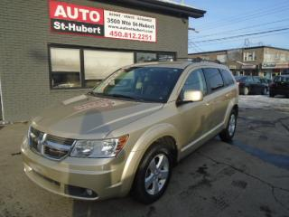 Used 2010 Dodge Journey SXT for sale in St-Hubert, QC