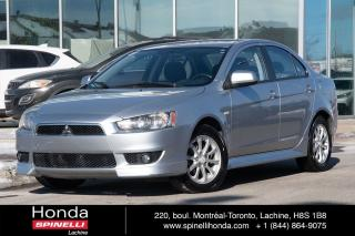 Used 2010 Mitsubishi Lancer SE AUTO BAS KM 8 PNEUS AUTO AC CRUISE MAGS SIEGES CHAUFFANTS++ for sale in Lachine, QC