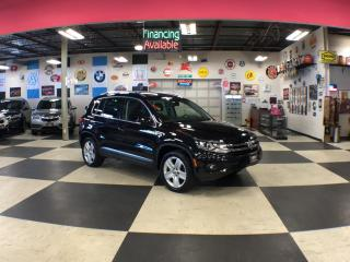 Used 2016 Volkswagen Tiguan 2.0TSI COMFORTLINE SPORT AWD LEATHER PANO/ROOF for sale in North York, ON