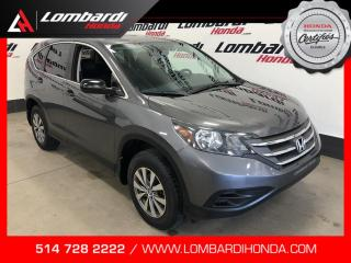 Used 2014 Honda CR-V AWD|CAM|AUTOMATIQUE| for sale in Montréal, QC