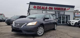 Used 2015 Nissan Sentra S for sale in Oakville, ON