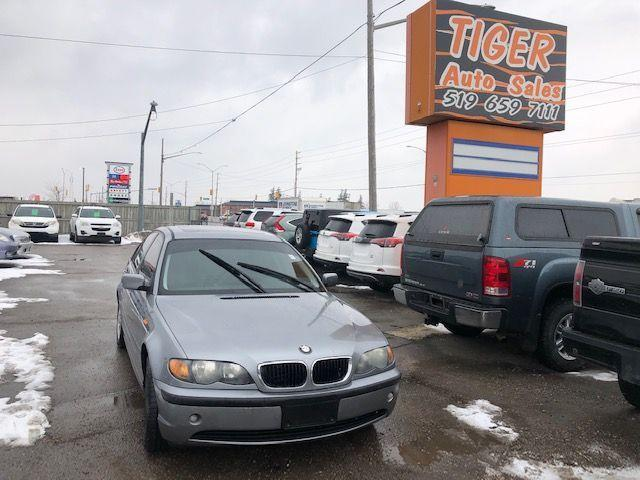 2004 BMW 3 Series 320i**DRIVES WELL**CLEAN BODY**ONLY 181KMS**AS IS