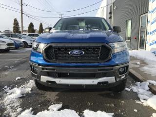 Used 2019 Ford Ranger XLT cabine SuperCrew 4RM caisse de 5 pie for sale in St-Eustache, QC