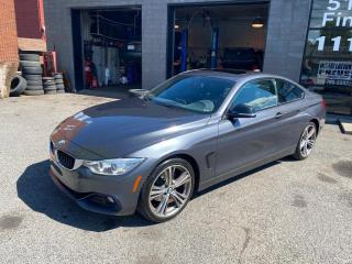Used 2014 BMW 4 Series 428i xDrive coupé 2 for sale in Beloeil, QC