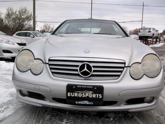 2004 Mercedes-Benz C-Class Kompressor Sport 1.8L