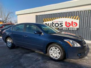 Used 2012 Nissan Altima ( AUTOMATIQUE - 137 000 KM ) for sale in Laval, QC