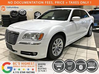 Used 2014 Chrysler 300 Touring - Pano Sunroof / Leather / Heated Seats / No Dealer Fees for sale in Richmond, BC