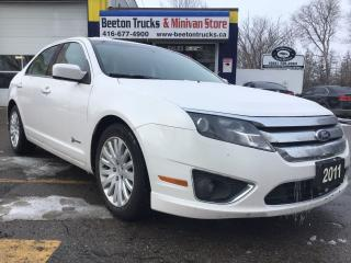 Used 2011 Ford Fusion HYBRID for sale in Beeton, ON