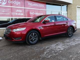 Used 2015 Ford Taurus SEL, AWD, LEATHER, NAV, SUNROOF, COMES WITH FACTORY RIMS AMD TIRES! for sale in Edmonton, AB