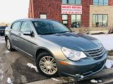 Photo of Teal 2008 Chrysler Sebring