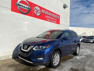 Used 2017 Nissan Rogue CERTIFIED PRE-OWNED/ SV. AWD for sale in Edmonton, AB