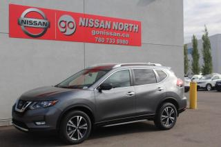 New 2020 Nissan Rogue SV 4dr AWD Sport Utility for sale in Edmonton, AB