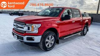 New 2020 Ford F-150 XLT 300A 4X4 SuperCrew 2.7L Ecoboost, Auto Start/Stop, Pre-Collision Assist, Rear View Camera, and Remote Keyless Entry for sale in Edmonton, AB