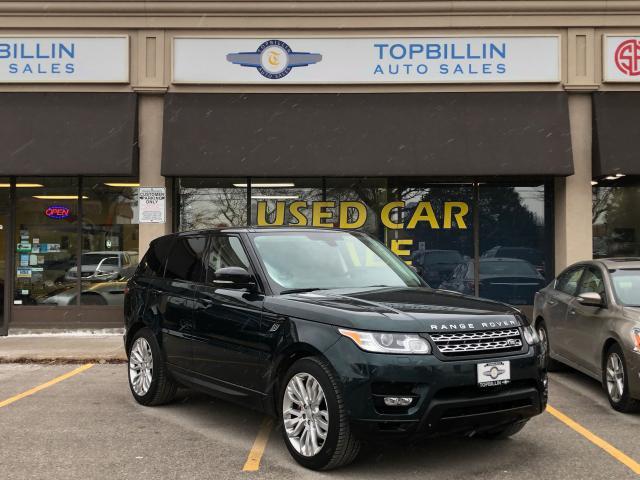 2015 Land Rover Range Rover Sport V8 SC Dynamic