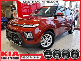 Used 2020 Kia Soul ** EN ATTENTE D'APPROBATION ** for sale in St-Hyacinthe, QC