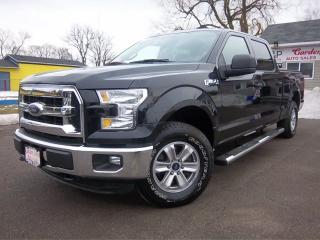 Used 2016 Ford F-150 XLT for sale in Oshawa, ON