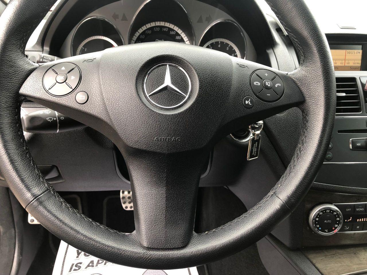 2009 Mercedes-Benz C230