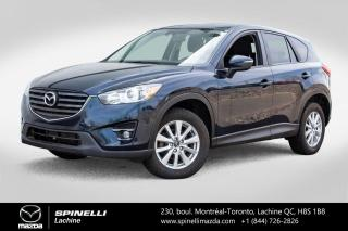 Used 2016 Mazda CX-5 GS AWD T OUVRANT PREMIER PAIEMENT EN 3 MOIS MAZDA CX-5 GS AWD 2016 for sale in Lachine, QC