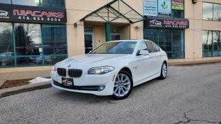 Used 2012 BMW 5 Series 528i xDrive**1 OWNER**NO ACCIDENT**NAVI**CAMERA** for sale in North York, ON